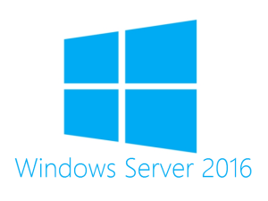 Windows Server 2016 logo - Rendszergazdát.eu